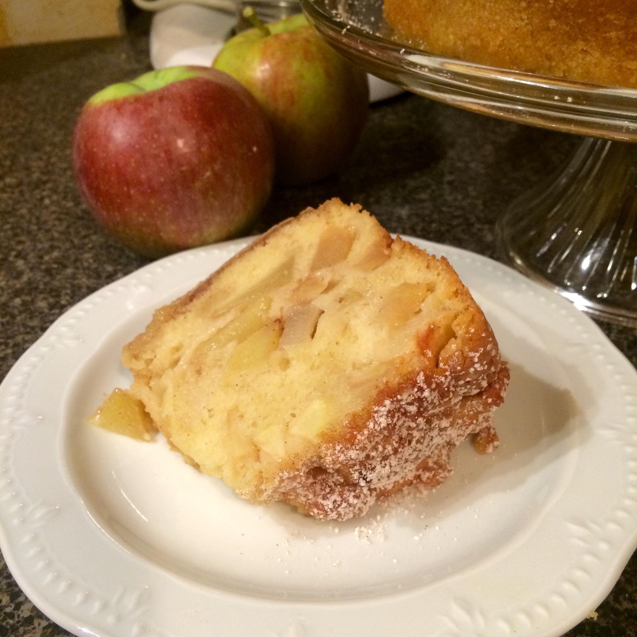 Apple farm cake recipe